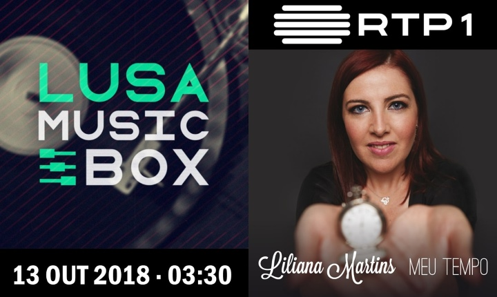 Lusa Music Box - RTP 1